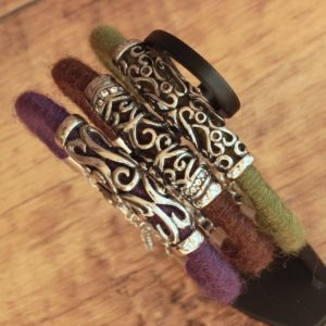 Bangle_long_tunnel_brown_alpacappella_jewellery