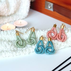 Alpacappella_Jewellery_earrings_alpaca_yarn_crueltyfree